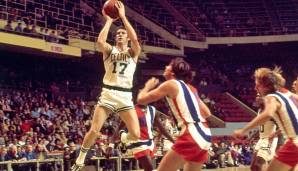 PLATZ 12: John Havlicek - 3.776 Punkte in 172 Spielen - Boston Celtics