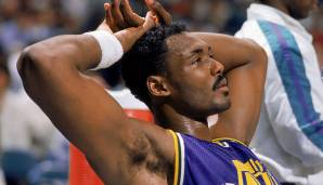 PLATZ 7: Karl Malone - 4.761 Punkte in 193 Spielen - Utah Jazz, Los Angeles Lakers