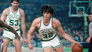 PLATZ 19: Kevin McHale - 3.182 Punkte in 169 Spielen - Boston Celtics