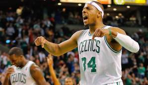 PLATZ 20: Paul Pierce - 3.180 Punkte in 170 Spielen - Boston Celtics, Brooklyn Nets, Washington Wizards, Los Angeles Clippers