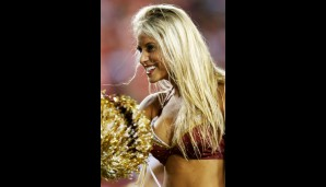 Die heißesten Cheerleader der NFL: Washington Redskins