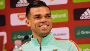 Platz 68: Pepe (Real Madrid) - 86