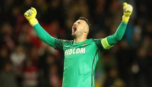 Platz 88: Danijel Subasic (AS Monaco) - 85