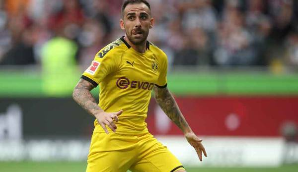ANGRIFF: Paco Alcacer