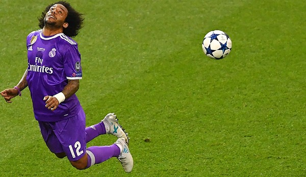 Marcelo - Real Madrid - Champions-League-Sieger 2017
