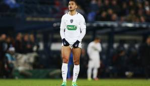 Hatem Ben Arfa (Paris Saint-Germain, 30, Offensives Mittelfeld)