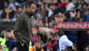 Luis Enrique ist seit Juli 2018 Nationaltrainer Spaniens.