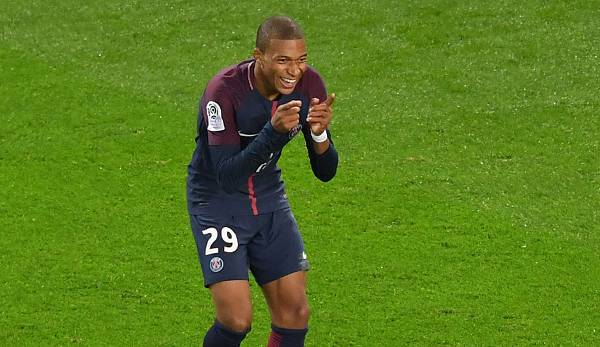 Kylian Mbappe - AS Monaco/Paris Saint-Germain