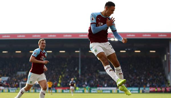 Platz 5: DWIGHT MCNEIL (19, FC Burnley, Linksaußen) - 5 Scorerpunkte (1 Tor, 4 Assists).