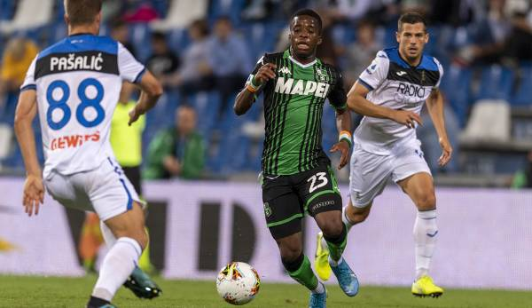 Platz 11: HAMED JUNIOR TRAORE (19, US Sassuolo, Offensives Mittelfeld) - 3 Scorerpunkte (2 Tore, 1 Assist).