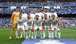PLATZ 2 - REAL MADRID: 1,19 Milliarden Euro