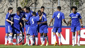 Der FC Chelsea ist Titelverteidiger in der UEFA Youth League