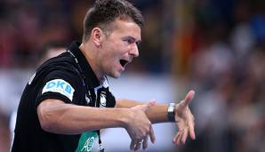 Christian Prokop ist DHB-Trainer.