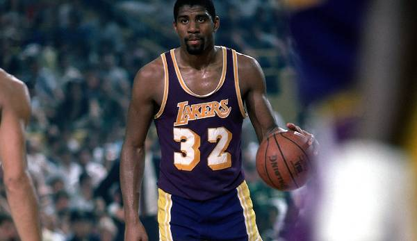 1979: Earvin (später: Magic) Johnson - Michigan State.