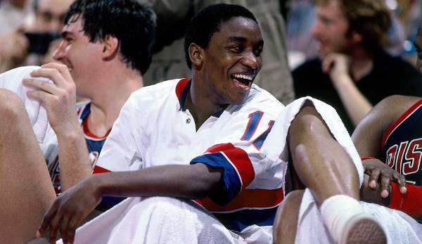 1981: Isiah Thomas - Indiana.