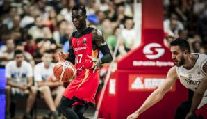 POINT GUARD: Dennis Schröder (Oklahoma City Thunder) - 34 Spiele, 18,7 Punkte.