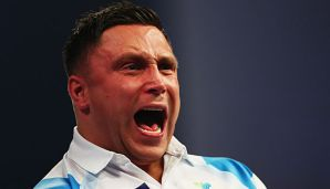 Gerwyn Price hat den Grand Slam of Darts gewonnen.