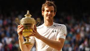 4. Platz: Andy Murray (Großbritannien) - 61.787.025 US-Dollar.
