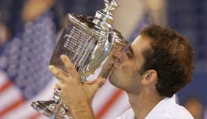 5. Platz: Pete Sampras (USA) - 43.280.489 US-Dollar.