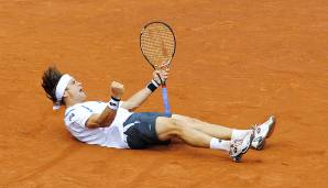7. Platz: David Ferrer (Spanien) - 31.483.911 US-Dollar.