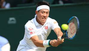14. Platz: Kei Nishikori (Japan): 24.012.954 US-Dollar.