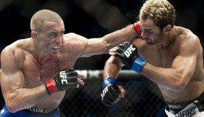 7. Georges St-Pierre - 4.457.000 Dollar