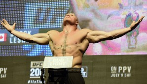 6. Brock Lesnar - 5.080.000 Dollar