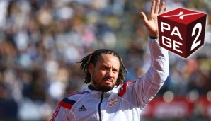 Jermaine Jones verließ New England Revolition