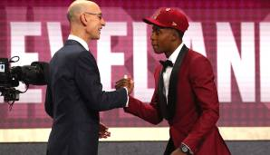 11. Picks: Hornets - Collin Sexton (PG, Alabama) - Was passiert in Charlotte mit Kemba Walker? Die Hornets versichern sich deswegen mit Collin Sexton, der zumindest ein Jahr von Kemba lernen kann.