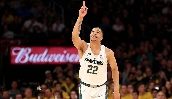 Miles Bridges (Spartans), 21, Small Forward, Tipp Draft-Position 2018: Pick 10 bis 15.