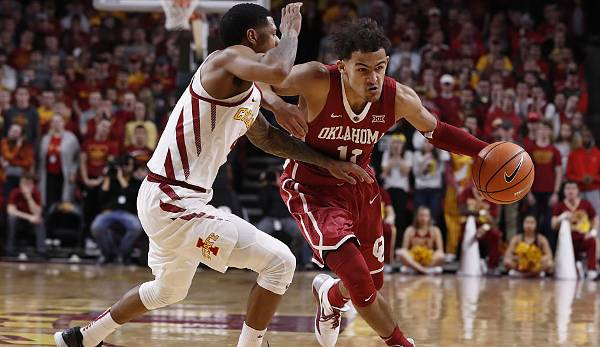 Trae Young (Oklahoma), 19, Point Guard, Tipp Draft-Position 2018: Top 10.