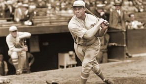 Platz 19: Jimmie Foxx - 534 HR (1925-1942 für die Philadelphia Athletics, Boston Red Sox, Chicago Cubs, Philadelphia Phillies)