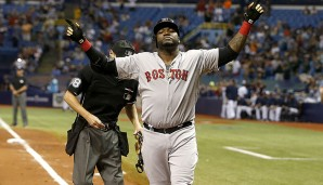 Platz 17: David Ortiz - 541 HR (1997-2017 für die Minnesota Twins, Boston Red Sox)