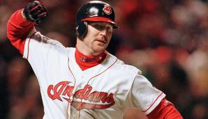 Platz 8: Jim Thome - 612 HR (1991-2012 für die Cleveland Indians, Philadelphia Phillies, Chicago White Sox, Los Angeles Dodgers, Minnesota Twins, Baltimore Orioles)