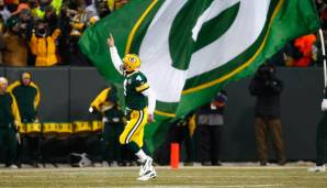 6. GREEN BAY PACKERS (NFL): 56,5 Prozent.