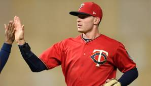 Max Kepler spielt bei den Minnesota Twins Right Field.