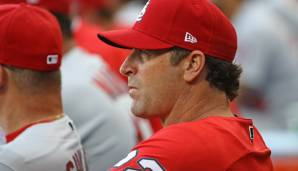 Mike Matheny war bis 2018 Manager bei den St. Louis Cardinals.