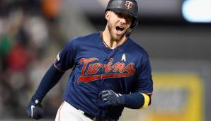 AMERICAN LEAGUE - Catcher: Mitch Garver (Minnesota Twins)
