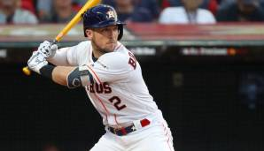 Third Baseman: Alex Bregman (Houston Astros)