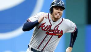 First Baseman: Freddie Freeman (Atlanta Braves)
