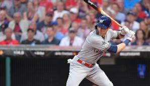 Outfielder: Christian Yelich (Milwaukee Brewers)