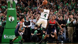 Platz 12: Isaiah Thomas (Boston Celtics): 351,75 Punkte