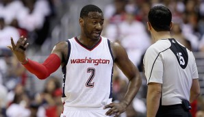 Platz 8: John Wall (Washington Wizards): 459,5