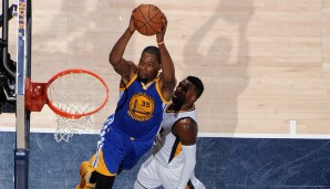 Platz 3: Kevin Durant (Golden State Warriors): 589,75 Punkte