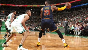 Totale Dominanz - LeBron James in den Eastern Conference Playoffs