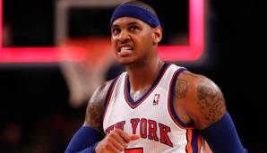 Carmelo Anthony: 2011, von den Nuggets zu den Knicks