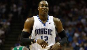Dwight Howard: 2012, von den Magic zu den Lakers