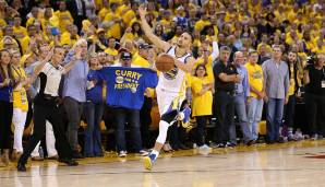 Platz 11: Golden State Warriors 2015/16 - Offensivrating: 114,5 - NBA Champion