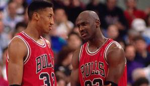 Platz 10: Chicago Bulls 1990/91 - Offensivrating: 114,6 - NBA Champion