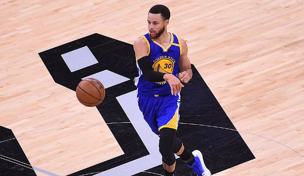 Bester Point Guard? Stephen Curry - 62 Prozent (Platz 2: Russell Westbrook - 28 Prozent)